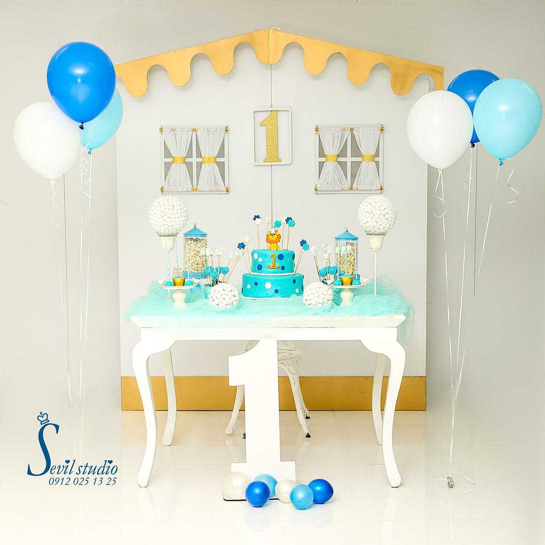 برگزاری تولد در سالن تولد کودک سویل لند